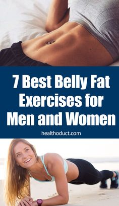 People often find themselves stuck in the dilemma that is dieting enough? Should they exercise as well as diet? Will they still lose weight, if they don't do any physical activity? Which is more important, exercise or diet? If any of those questions are revolving around in your mind as well, you may want to continue reading. Belly Fat Exercises are the best to lose belly fat in a week. Lose Stomach Fat Fast, Stomach Fat Loss, Belly Fat Loss, Lose Belly Fat, Flat Belly Challenge, Belly Fat Burner Workout, Muscular Strength, Easy Weight Loss Tips, Fat To Fit