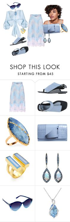"""Soft & Pretty"" by blujay1126 ❤ liked on Polyvore featuring 10 Crosby Derek Lam, Kenzo, Lana, Perrin, Kanupriya, Nanette Lepore and Effy Jewelry"