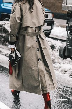 Six Trench Coats for Spring — Rose & Ivy