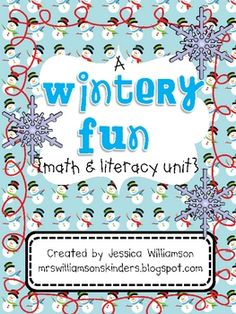 This unit is great for the new year. It is 58 pages and includes activities for The Snowy Day and The Jacket I wear in the Snow. Also included in t...