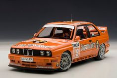 "BMW M3 DTM 1992 ""JAGERMEISTER"" HAHNE #19 - Track and rally cars - Racing cars…"