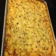 Worlds' Best Broccoli Rice Cheese Casserole - BigOven 159561