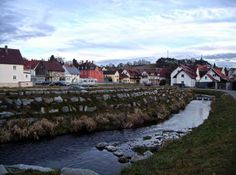 Rottuminsel Ochsenhausen - Ansicht Bachgasse Ecke Biberacher Straße
