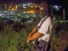 Los Reyes: The town that dared to stand up to Mexico's drug cartels