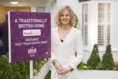Thomas Sanderson talks home styling trends with Linda Barker