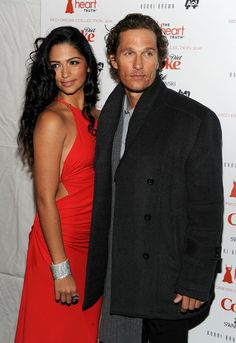 Camila Alves - The Heart Truth's Red Dress Collection 2011 - Arrivals - MBFW