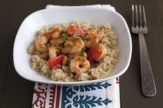 Handle the Heat » Take-out at Home: Kung Pao Shrimp