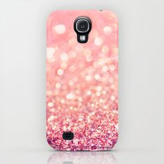 Blush Deeply Samsung Galaxy S4 case by Lisa Argyropoulos