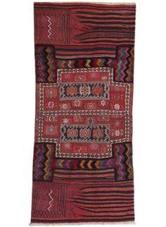 Bakhtiyar Tribal rug