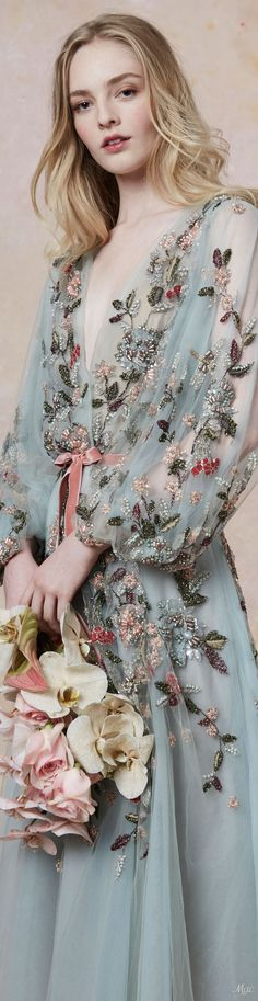 Resort 2019 Marchesa