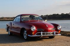VW Karmen Ghia - there you are!!