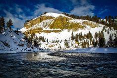 Park, Yellowstone River, Wyoming #park, #yellowstoneriver, #wyoming