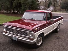 1972 Ford Truck F 100 Explorer pick up