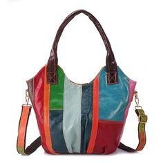 e31e7daf1 Women Oil Wax Genuine Leather Hobos Handbags Buy Handbags Online, Handbags  On Sale, Women's