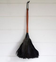 Ostrich Feather Duster | Black