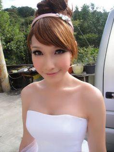 Alicia Liu Xun Ai 劉薰愛 / 小愛 Girl From Taiwan