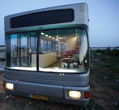 Bus Turned Into an Affordable Living Space | Watch As These Homesteaders Turn Old Busses Into Livable Quarters!