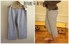 """Quick """"Fix"""": Sweatpants - Little Did You Know (Cotton&CurlsCopycat)"""