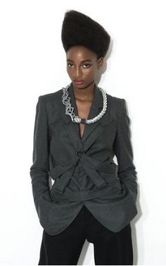Curls You Should Know: Sheena Moulton for Models1 TWA Hairstyles #NaturalHair