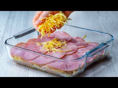Czech Recipes, Salty Foods, Cooking Recipes, Avalanche, Desserts, Effort, Samos, Youtube, Entrees