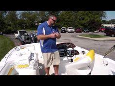 Hurricane SunDeck Sport 203 OB Product Walk-Through