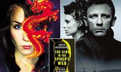 The Girl in the Spider's Web: new Girl with the Dragon Tattoo book
