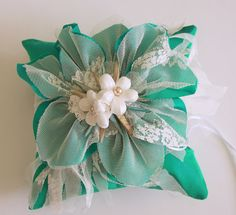 This decorative small pillow you can display it in your home to remember after your special day.