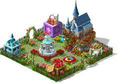 Rose Garden Castle-icon