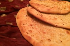 Garlic Naan Recipe - Bengali Food