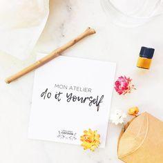 Découvrez en avant-première le kit DIY Organic Cocoon : Mon Atelier Do It Yourself !