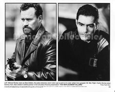 The Replacement Killers Photo Carlos Gomez, Michael Rooker