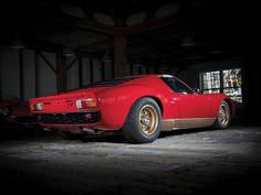 1971 Lamborghini Miura | Classic Driver Market