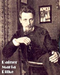 """Résultat de recherche d'images pour """"Rainer Maria Rilke"""""""