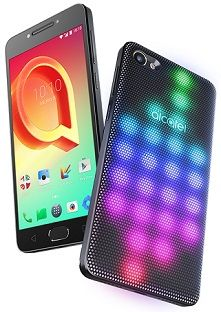 MWC 2017: Alcatel A5 LED launched as the world's first interactive LED-covered smartphone. #Android #Google @MyAppsEden  #MyAppsEden