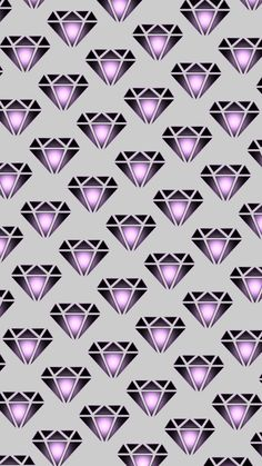 Diamond Wallpaper, Colorful Wallpaper, Aesthetic Backgrounds, Wallpapers, Pink Wallpaper Iphone, Wallpaper, Backgrounds