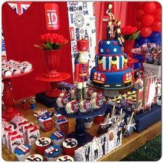 Tema: One Direction! | Louca por Festas