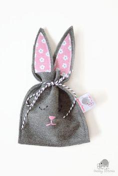 Bolsa de Pascua conejo bolso bolso de Pascua bolso de