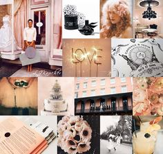 French Pink Wedding