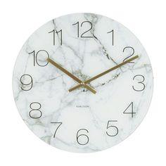 Karlsson Glass Wanduhr M Ø 40 cm Jetzt bestellen unter: https://moebel.ladendirekt.de/dekoration/uhren/wanduhren/?uid=982ae281-2e95-5f43-aca5-2e7380b8547a&utm_source=pinterest&utm_medium=pin&utm_campaign=boards #uhren #dekoration