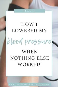How I Lowered my Blood Pressure Stomach Fat Burner, Burn Stomach Fat, Reduce Belly Fat, Banana Drinks, Fat Burning Drinks, Lower Blood Pressure, Holistic Healing, Holistic Remedies, Natural Healing