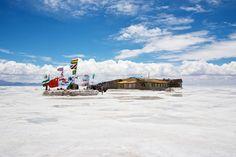 Seeing the Salar de Uyuni in Bolivia