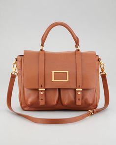 Werdie Messenger Bag at CUSP.