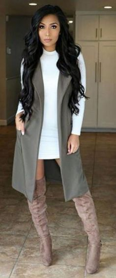 Can't believe I didn't invent this: 25 Fall-Winter Outfits To Inspire Yourself!!!!