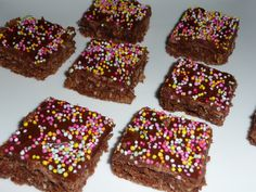 Chocolate Weetbix Slice (don't tell them it is healthy!)