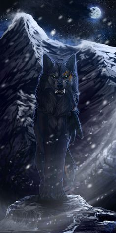 The Hills Have Eyes by WolfRoad on deviantART, werewolves, wolf, wolves