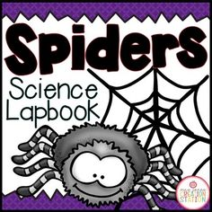 Spiders Science Lapb