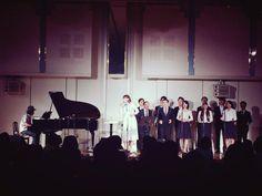 郡山ビューホテルアネックス スプリング スイーツ ビュッフェ with 土岐 麻子トキシックラジオ、とーっても楽しかったです!!なんと、福島で活動する合宿サークルRe:chorさんと、Gift〜あなたはマドンナ〜をスペシャルコラボ! With, Concert, Concerts