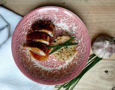 Filet mignon, pois chiches & chou-fleur par lesrosies 🌸