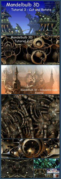 Mandelbulb3D Tutorial 3 by HalTenny on deviantART [Collage made with one click using http://pagecollage.com] #pagecollage  http://hoog.li/g?g=http%3A%2F%2Fhaltenny.deviantart.com%2Fart%2FMandelbulb3D-Tutorial-3-195041201