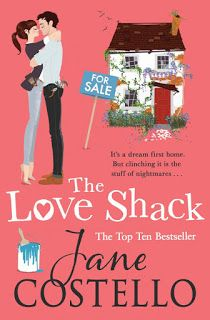 Book Review: The Love Shack by Jane Costello, an hilarious 5 stars read!